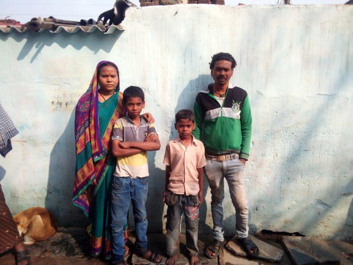 अभियान मुस्कान के तहत दो बालक बरामद, किया गया परिजनों के हवाले