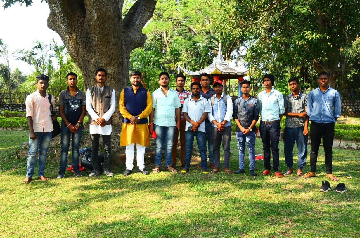 अखिल भारतीय विद्यार्थी परिषद् की बैठक, मतदाता जागरूकता अभियान पर चर्चा