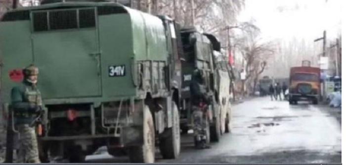 ब्रेकिंग : सेना से उड़ाई बिल्डिंग,पुलवामा के साजिश रचने वाले जैश-ए-कमांडर के दो कमांडर ढेर होने की ख़बर