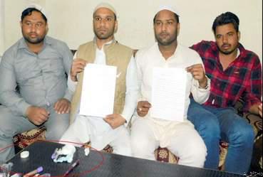 मुस्लिम युवकों ने पीएम मोदी को खून से लिखा खत, कहा- हम लेंगे भाइयों की शहादत का बदला