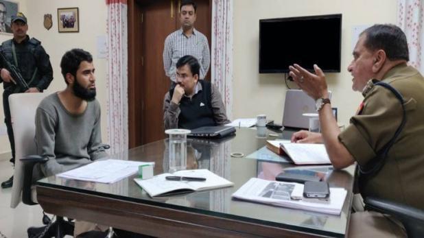 देवबंद से गिरफ्तार जैश के संदिग्धों से DGP ने की पूछताछ,बड़ी घटना को अंजाम देने की कर रहे थे तैयारी