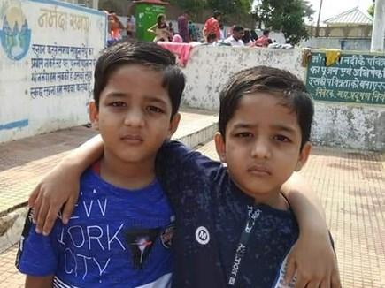 लाखो की फिरौती के बाद भी जुड़वा बेटों की हत्या,चित्रकूट में तनाव