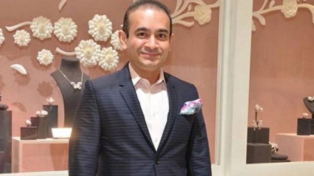 नीरव मोदी को लंदन पुलिस ने किया गिरफ्तार