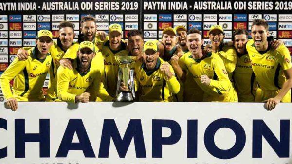 INDvsAUS: 0-2 से पिछड़ने के बाद पहली बार जीता ऑस्ट्रेलिया