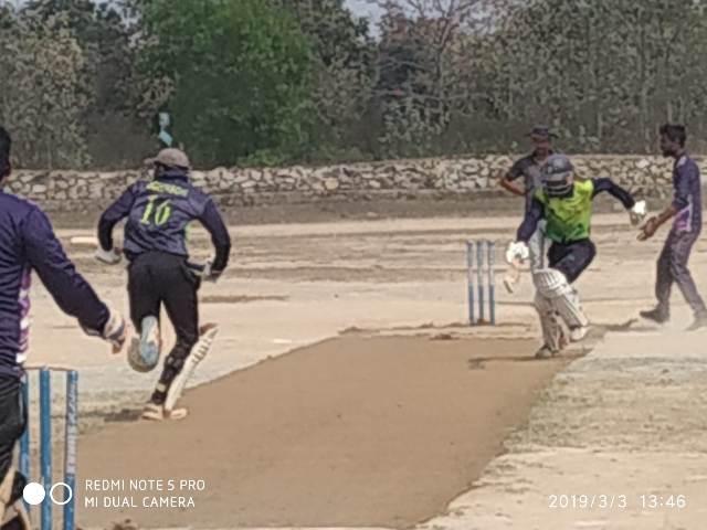 स्व. बलिराम कश्यप स्मृति क्रिकेट प्रतियोगिता