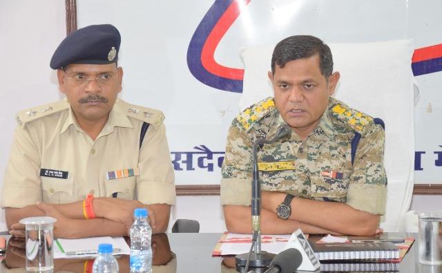 पुलिस नक्सली मुठभेड में नक्सलियों के हताहत होने की खबर, भारी मात्रा में सामान भी बरामद