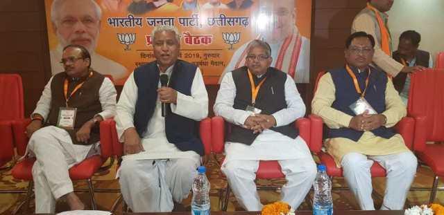 लोकसभा चुनाव के लिए 11 सदस्यीय कमेटी का बनाएगी भाजपा, चुनावी तैयारियों पर रखेगी नजर