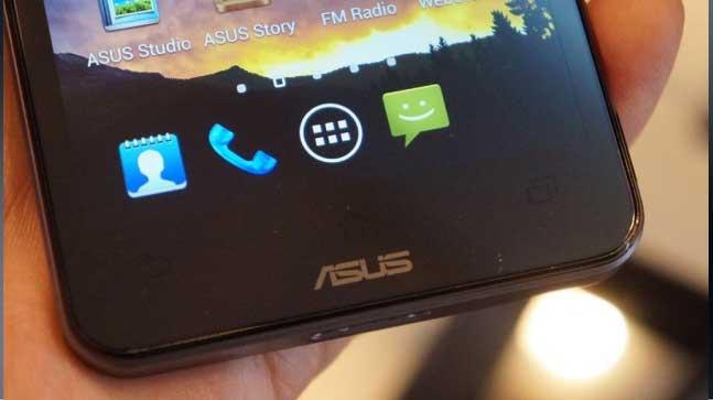 Asus के स्मार्टफोन्स
