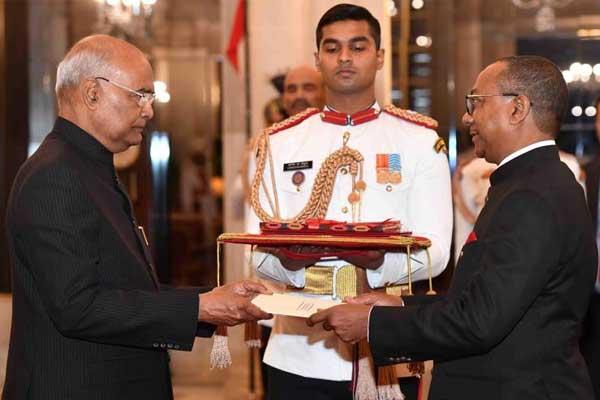 राष्ट्रपति राम नाथ कोविन्द