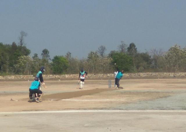स्व. बलिराम कश्यप स्मृति क्रिकेट प्रतियोगिता : सुकमा ने बचेली कॉसमॉस को व स्पोर्ट्स क्लब गीदम ने बारसूर को हराया