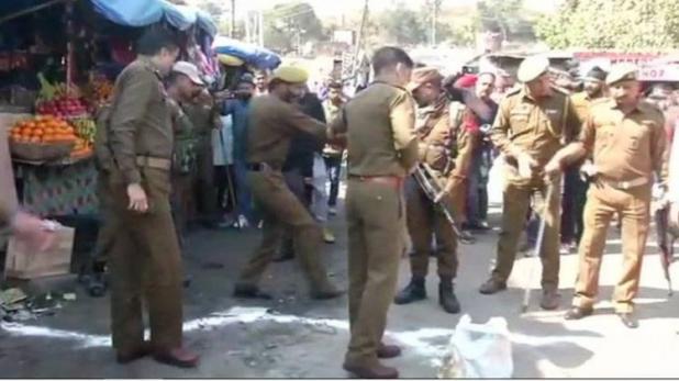 breaking : जम्मू स्टैंड में खड़ी बस पर आतंकी हमला, ग्रेनेड अटैक में 18 लोग घायल