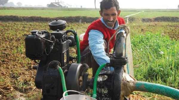 डीजल कृषि पम्पों के इस्तेमाल पर कोई प्रतिबंध नहीं है