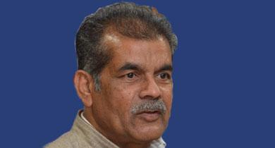 कुशाभाऊ ठाकरे विश्वविद्यालय के कुलपति डॉएम एस परमार ने राज्यपाल को सौंपा इस्तीफा