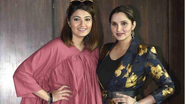 सानिया मिर्जा की बहन को हुआ प्यार