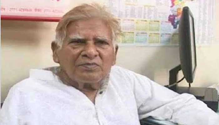 भूपेश बघेल के पिता नंद कुमार बघेल