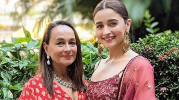 रणबीर से शादी पर आलिया की मां ने कहा, 'हड़बड़ी मत करना'