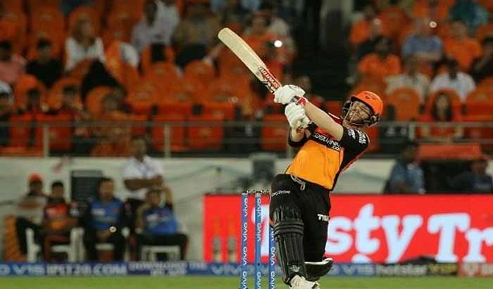 सनराइजर्स हैदराबाद ने 5 विकेट से राजस्थान रॉयल्स को हरा दिया