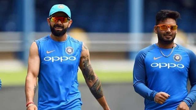 ऋषभ पंत का वर्ल्ड कप की टीम इंडिया में नहीं चुना जाना हैरानी का सबब रहा
