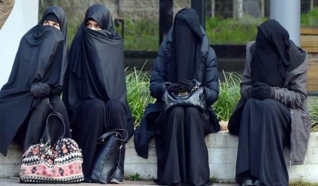 श्रीलंका में सार्वजनिक स्थानों पर मुस्लिम महिलाओं के नकाब पहनने पर प्रतिबंध