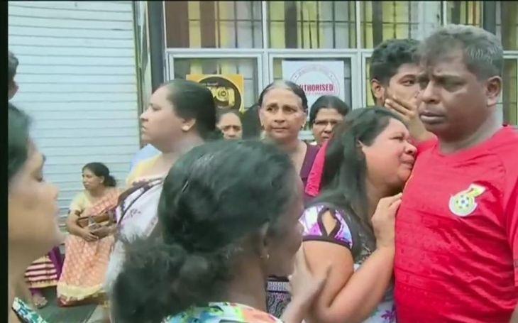 श्रीलंका में सिलसिलेवार विस्फोटों में मारे गए लोगों में छह भारतीय भी शामिल
