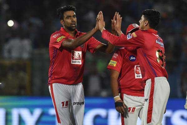 किंग्स XI पंजाब प्वाइंट्स टेबल में चौथे स्थान पर पहुंचा