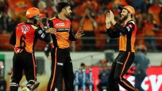 हैदराबाद ने पंजाब को 45 रनों से हराया
