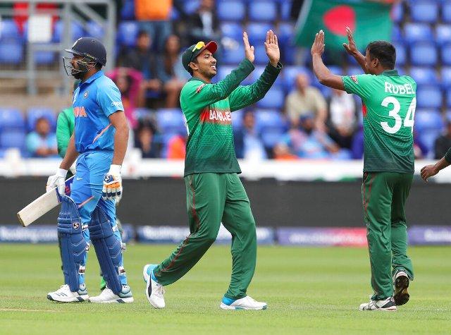 भारत ने गंवा दिए 4 विकेट