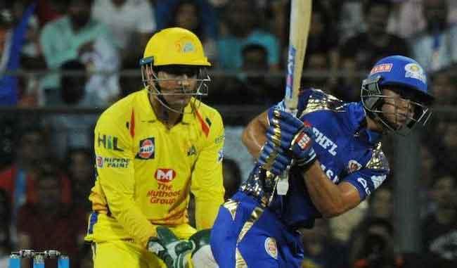 आईपीएल फाइनल में मुंबई इंडियंस