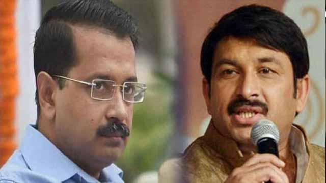 राजधानी दिल्ली में मोदी की लहर में आप के तीन उम्मीदवारों की जमानत जब्त