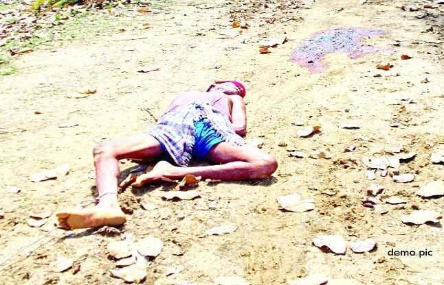 कार्यकर्ता की हत्या