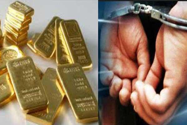 बदमाशों ने लूटा 25 किलोग्राम सोना