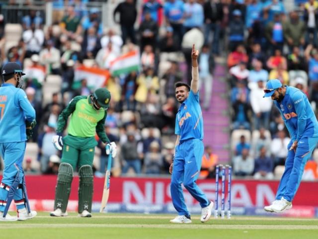 भारत को मिला 228 का लक्ष्य