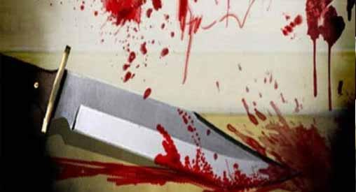 पत्नी ने पति को सोते वक्त मार डाला