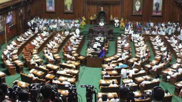 कुमार स्वामी सरकार को बहुमत साबित करने के लिए 6 बजे तक का समय