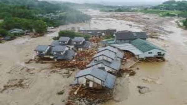 नेपाल मे अब तक बाढ़ से मरने वालो संख्या 28 पहुचा और 16 लापता