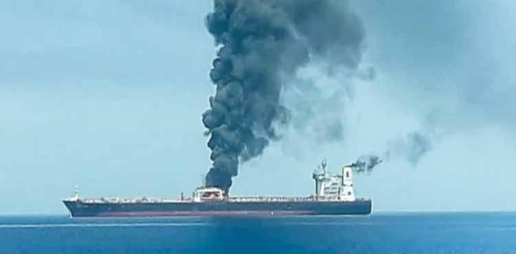ईरान ने जब्त किया ब्रिटिश टैंकर