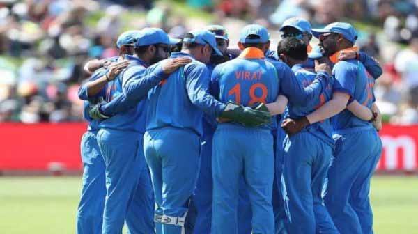 वेस्टइंडीज दौरे के लिए टीम इंडिया की टी 20