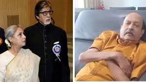 अमर सिंह ने अमिताभ बच्चन परिवार से ट्वीट कर मांगी माफी
