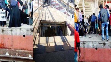 भोपाल रेलवे स्टेशन पर प्लेटफार्म नंबर 2 के ब्रिज का स्लोप गिरा 9 लोग घायल