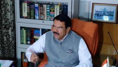Chief election Officer Ram Singh