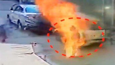 झोलाछाप कहे जाने से झल्लाए बीएसएमएस डॉक्टर ने खुद को लगाई आग