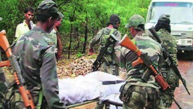 बीजापुर मुठभेड़ में 2 जवान शहीद 2 घायल