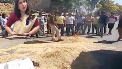 किसानों के साथ अन्याय तत्काल हो प्रभावी कार्रवाई: सरोज पाण्डेय