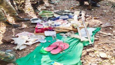 नक्सली मुठभेड़ में कई माओवादी घायल, 2 भरमार समेत सामान बरामद