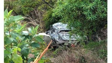 महाराष्ट्र में पुल से नीचे गिरी पिकअप वैन 8 की मौत 18 घायल