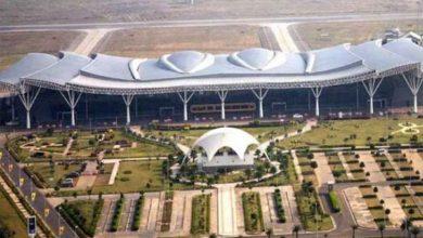 स्वामी विवेकानंद एयरपोर्ट