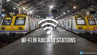 Google ने दिया Railway को करारा झटका ,बंद करेगा WIFI