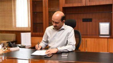 ACS सुब्रत साहू ने मुख्यमंत्री सचिवालय में ग्रहण किया पदभार