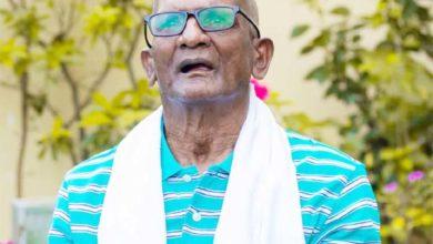 खाद्यमंत्री अमरजीत भगत के पिता का निधन