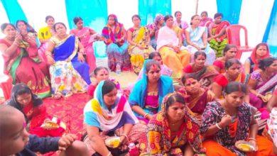 पखांजुर में हुआ उत्कृष्ट कार्य करने वाली महिलाओं का सम्मान